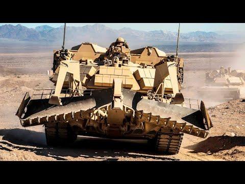 أقوى عشر دبابات حرب في العالم