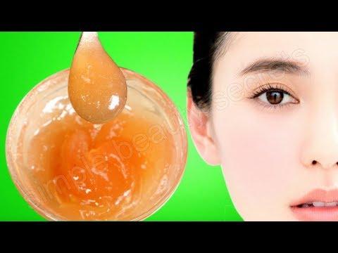 وصفة رائعة للتخلص من التجاعيد وتبيص الوجه