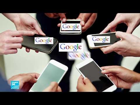 الاتحاد الأوروبي يفرض على غوغل غرامة