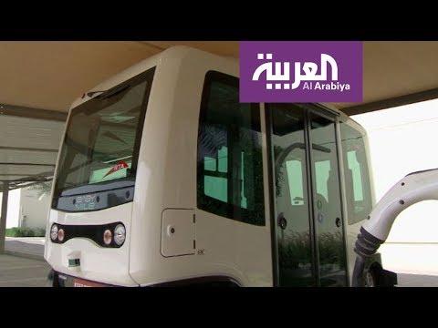 قريبًا جولة بالسيارة في دبي دون سائق