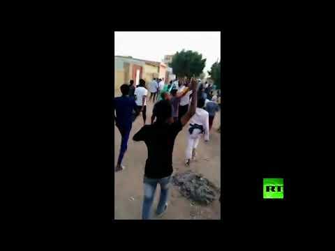 شاهد تجدّد التظاهرات المُناهضة للحكومة السودانية في الخرطوم