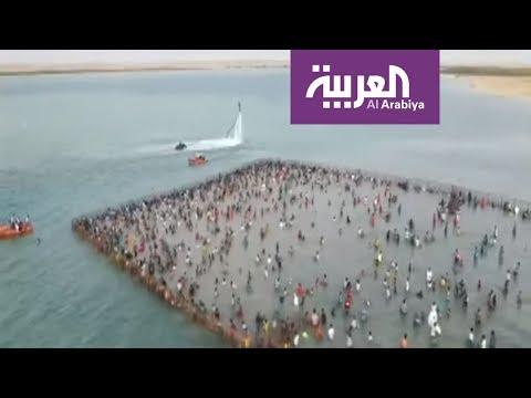 شاهد مهرجان الحريد السياحي في جازان السعودية