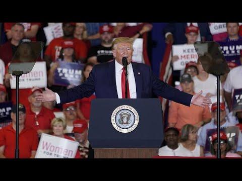 شاهد ترامب يمزح بشأن ولاية رئاسية ثالثة خرقًا للدستور من أجل كأس العالم