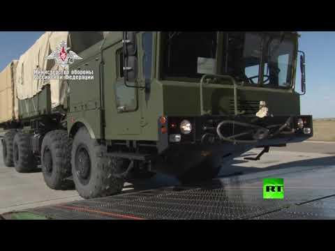 شاهد اكتمال المرحلة الثانية من تزويد تركيا بمنظومات إس400 الروسية