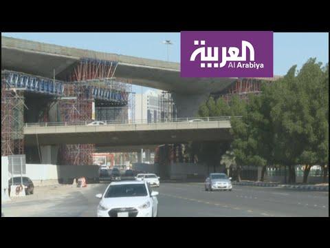 شاهد هذا ما أنجز في طريق الملك عبدالعزيز في مكة المكرمة