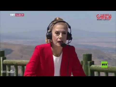 شاهد مذيعة تركية تُفاجئ مشاهديها وتفقد الوعي على الهواء
