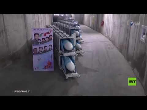 شاهد الحرس الثوري الإيراني يكشف عن مدينة جديدة للصواريخ تحت الأرض