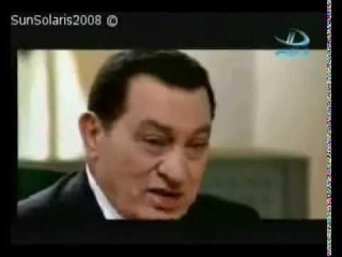 شاهد حوار نادر للرئيس الراحل محمد حسني مبارك مع عماد الدين أديب