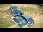 شاهد سيارة بنتلي مجنزرة في روسيا فقط
