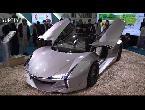 شاهد أول سيارة رياضية فارهة صديقة للبيئة من الخشب الخالص في اليابان