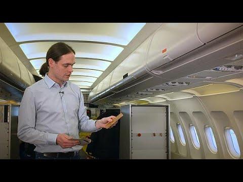 متى سنسافر بطائرات مصنوعة من مواد طبيعية