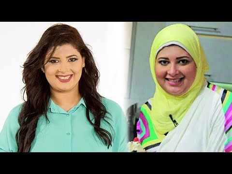 رد فعل المذيعة غادة جميل بعد خلعها للحجاب