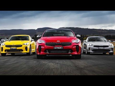 مستقبل تصميم سيارات كيا الإنتاجية المقبلة