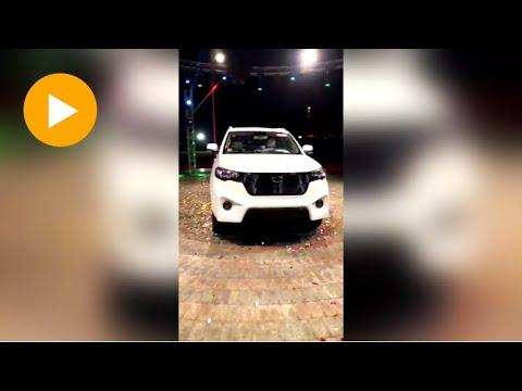 سيارة الريم أوّل سيارة إماراتية الصّنع