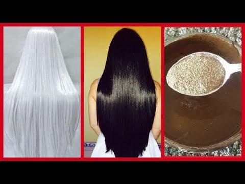 طريقة سريعة للتخلص من الشعر الأبيض نهائيًا