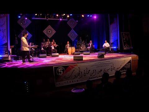 رفع افتتاح مهرجان سيدي عبد الرحمن المجذوب للكلمة والحكمة
