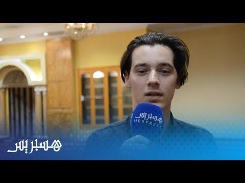 شاهد شاب كندي يشرح كيف اعتنق الإسلام في مسجد نور الإسلام
