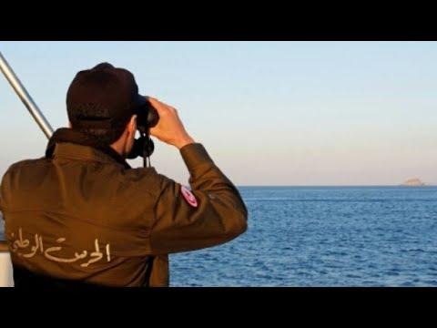شاهدانتشال جثث 35 مهاجرًا وإنقاذ العشرات قبالة السواحل التونسية