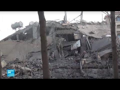 ثلاث غارات متتالية للتحالف تضرب شمال صنعاء