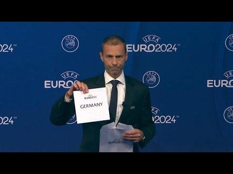 شاهد يويفا يختار ألمانيا لاستضافة يورو 2024