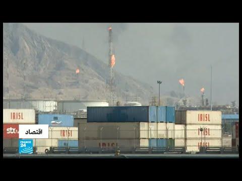 إصدار قانون يخول الحكومة بيع النفط الخام في البورصة الإيرانية