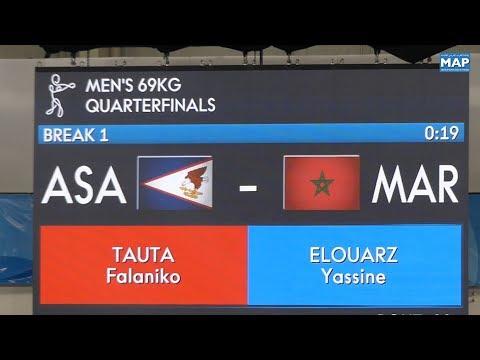 شاهد تأهل 3 ملاكمين مغاربة إلى دور نصف النهائي