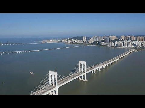 شاهد تأكيد التعاون بين الصين والاتحاد الأوروبي في ماكاو