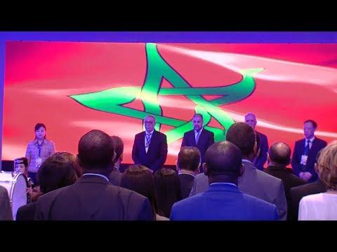 شاهد النسخة الثانية لمنتدى التعليم العالي الصين  فرنسا  إفريقيا