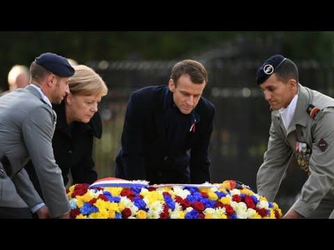 شاهد دعوات فرنسية ألمانية إلى الوحدة والتصالح