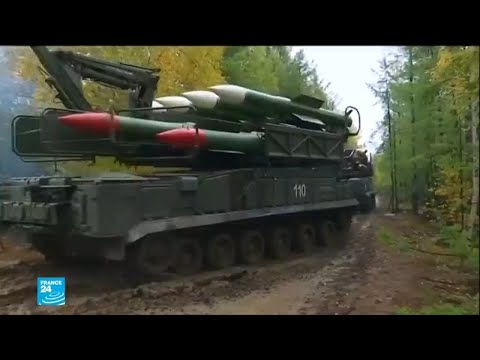 شاهد الناتو يُحمل روسيا مسؤولية إنقاذ معاهدة خفض الأسلحة النووية المتوسطة