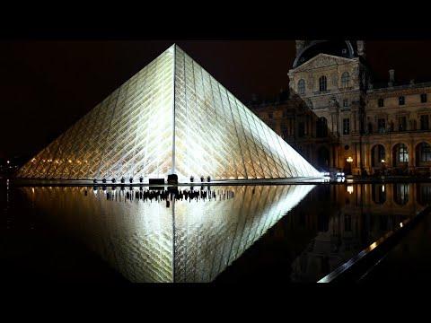 شاهد اللوفر يتربَّع على عرش المتاحف العالمية