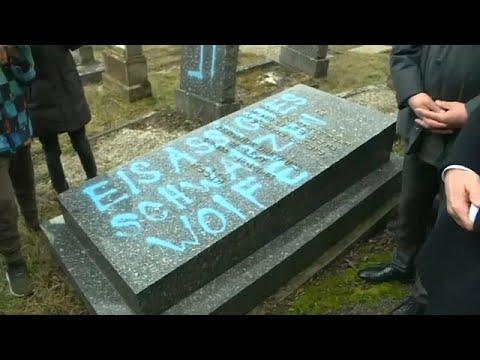 مسيرات تضامنية في فرنسا للتنديد بالجرائم المتعلقة بمعاداة السامية