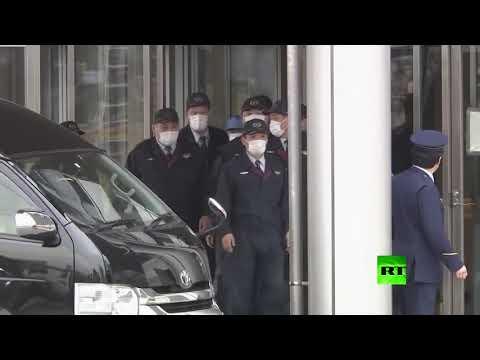 شاهد اليابان تفرج عن كارلوس غصن بكفالة ضخمة