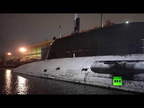 كشف الستارعن الغواصتين الروسيتين حاملتي الصواريخ