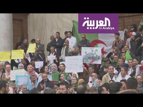 شاهد 3 سيناريوهات لحل أزمة الجزائر ومن بعدها الفراغ