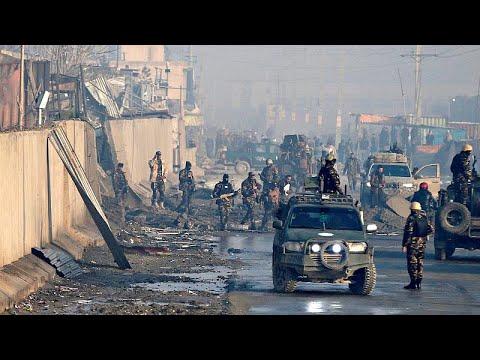 انفجارات بالعاصمة الأفغانية تزامنًا مع الاحتفالات بعيد النيروز