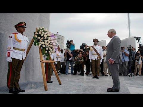 ولي عهد بريطانيا في زيارة تاريخية لكوبا لتوطيد العلاقات الثنائية