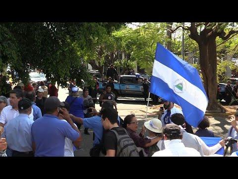 المعارضة تتحدى منع التظاهر في نيكاراغو