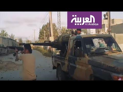 الجيش الليبي يخطط لتكثيف هجوم طرابلس
