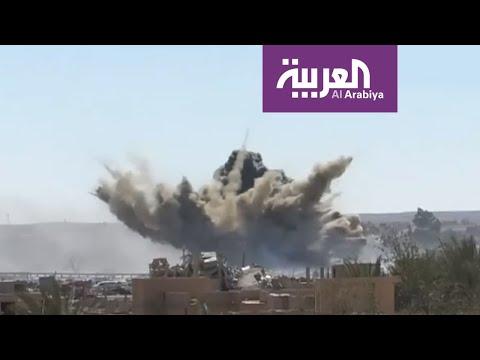 شاهد رفات من أثر داعش تنتظر الخلاص في الرقة