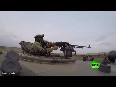 شاهد القوات الخاصة في روسيا تُداهم مركز قيادة