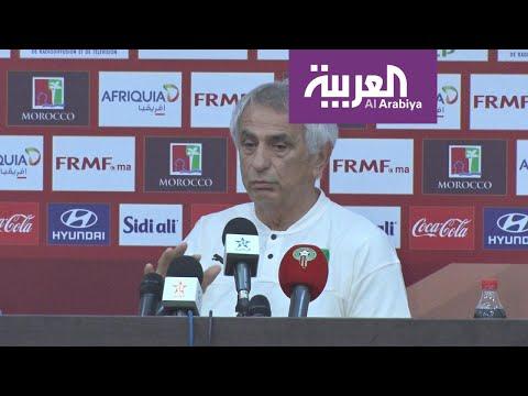 شاهد خليلوزيتش يؤكد أن حمدالله رفض الانضمام إلى منتخب المغرب مجددًا