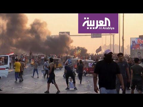 شاهد متظاهرو العراق يتساءلون من كان وراء قتل المواطنين في الاحتجاجات الأخيرة