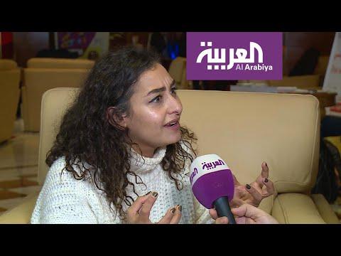 شاهد المخرجة السعودية شهد أمين تخطف برونزية قرطاج