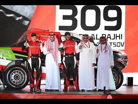 انطلاق رالي داكار في السعودية للمرة الأولى بمشاركة 351 سائقًا