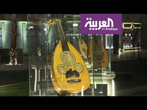 شاهد عازفو العود يجتمعون في مهرجان الرياض
