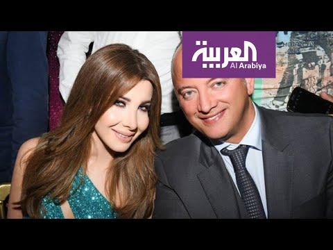 شاهد زوج نانسي عجرم أمام القضاء اللبناني