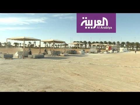 شاهد هذه أجواء سمبوزيوم طويق الدولي للنحت في الرياض
