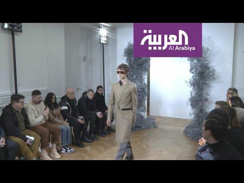 شاهد عرض أزياء جيفنشي الرجالي لخريف وشتاء 2020  2021