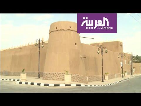 شاهد مهندس ألماني يقدم أطروحة رسالته للدكتوراه حول بلدة سدوس السعودية